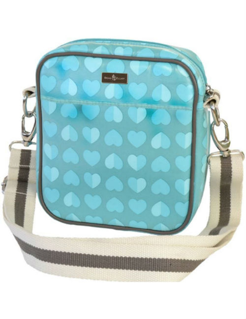 Confetti Aqua Baby Bottle Bag