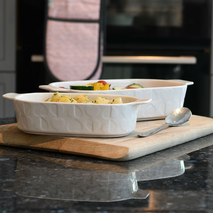 Set of 3 Oven Dishes