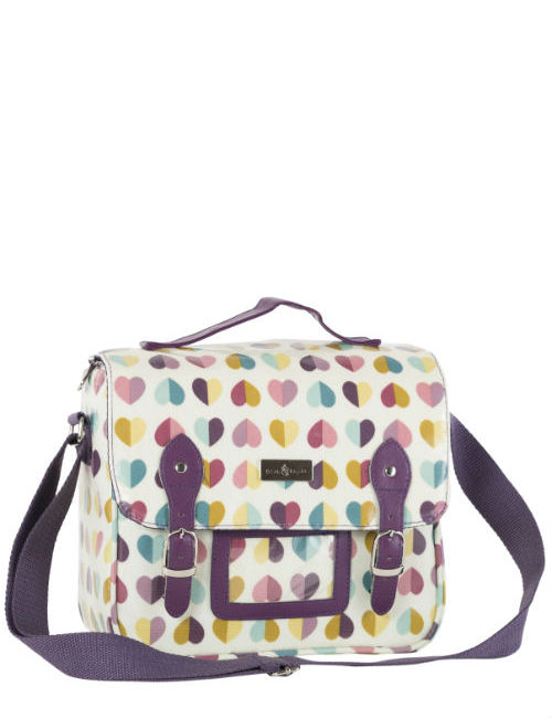 Confetti Vintage Inulated Lunch Bag