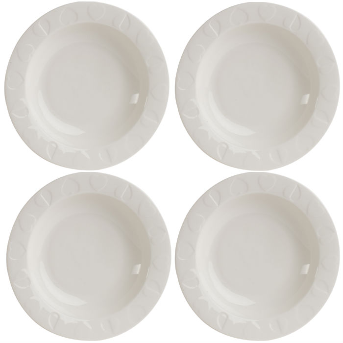Set of 4 Pasta Bowls