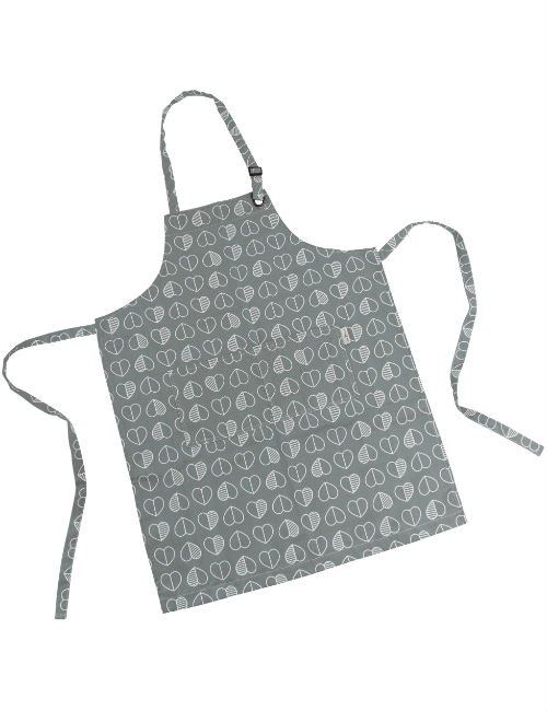 Slate Outline Apron