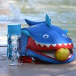 Shark Water Bottle Hydration and Lunch Bag