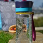 Outline Hydration Drinks Bottle Feature