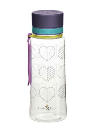 Outline Hydration Drinks Bottle