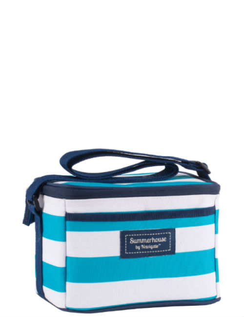 Aqua White PErsonal Cool BAg