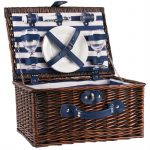 Wicker Basket Hamper