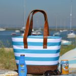 Insulated Shoulder Tote