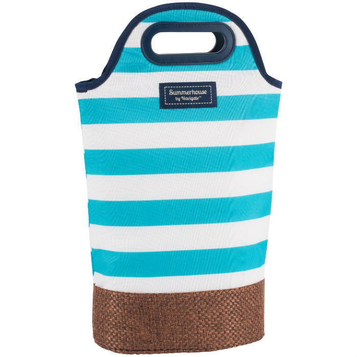 Insulated Twin Bottle Carrier