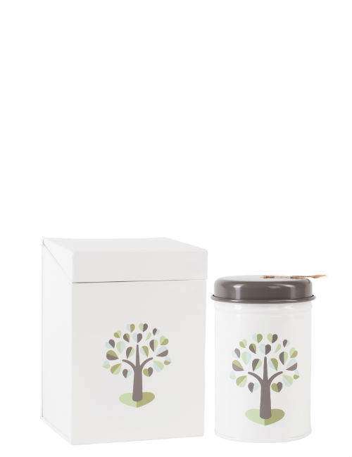 Orchard Large Seed Box & String in Tin Set