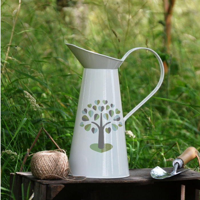 Orchard Flower Jug