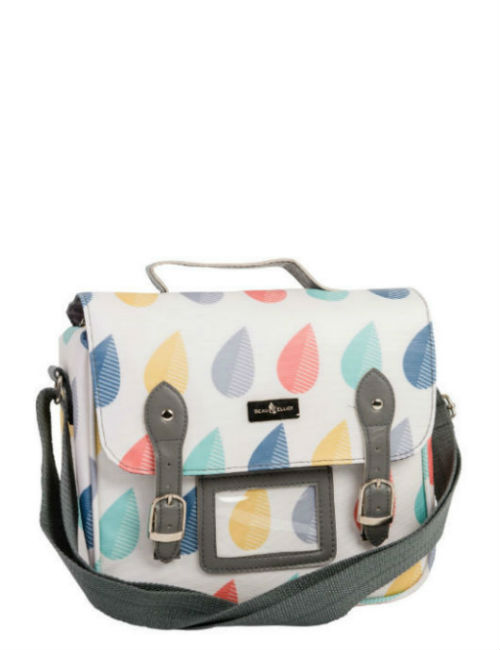 Raindrops Satchel Lunch