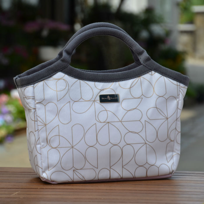 Oyster Lunch Bag Handbag