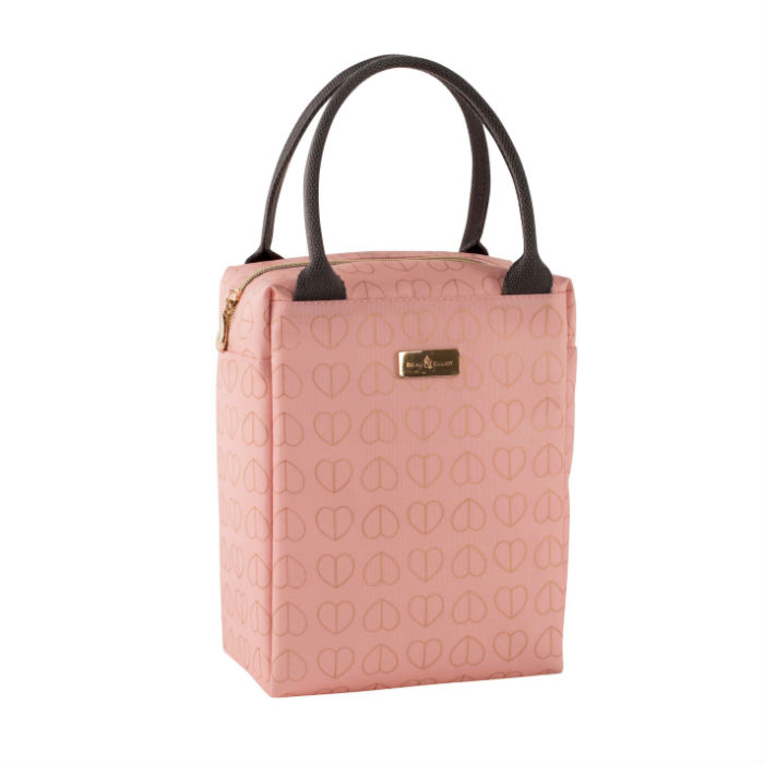 Champagne Edit Blush Lunch Tote