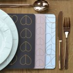 Dove Set of 4 Placemats