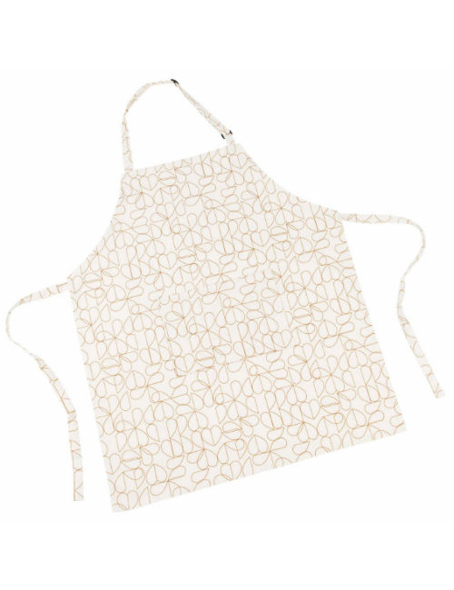 Champagne Edit Oyster Apron