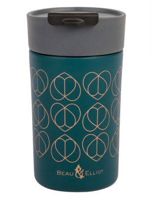 Teal Regular Travel Mug