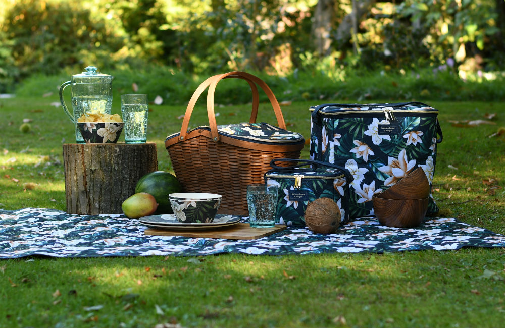Picnic, Summer Living