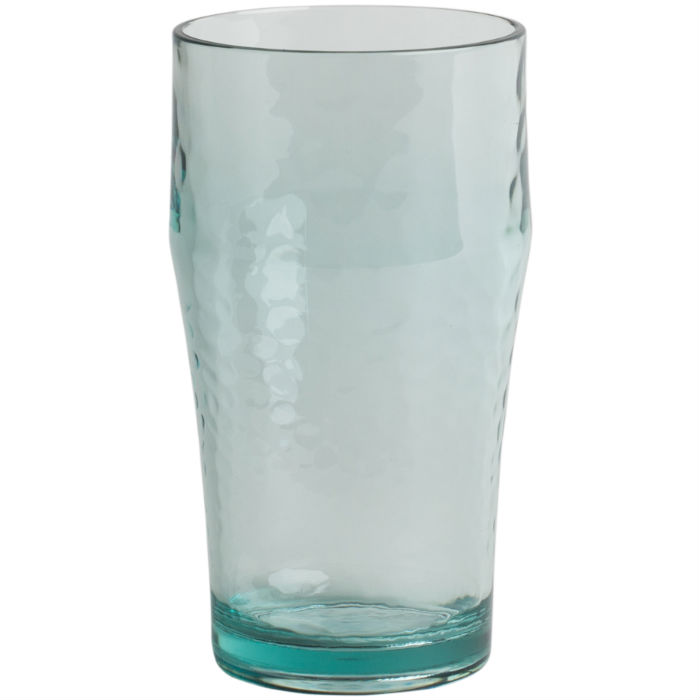 Recycled Glass Effect Set of 4 Hi Ball Tumblers
