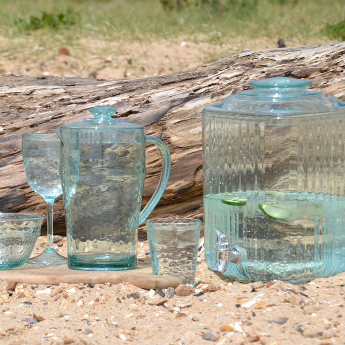 Recycled Glass Effect Range