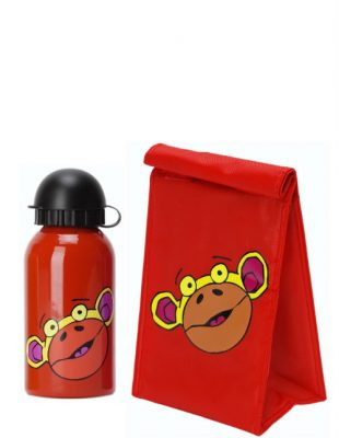 Monkey Snack pack & Bottle