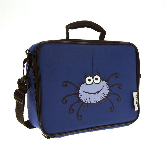 Spider Bottle & Lunch Bag