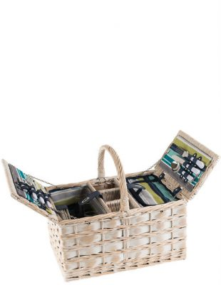 Atlantic 4 per wicker basket