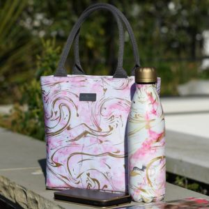 Quartz Insulated Lunch Tote