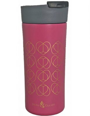 Orchid Grande Travel Mug