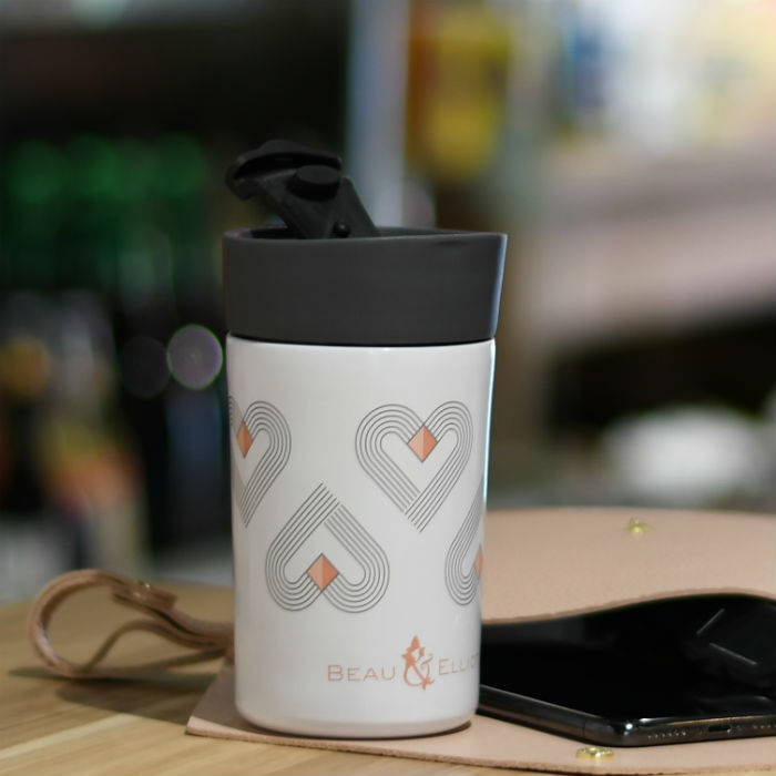 VIBE 300ml Travel Mug