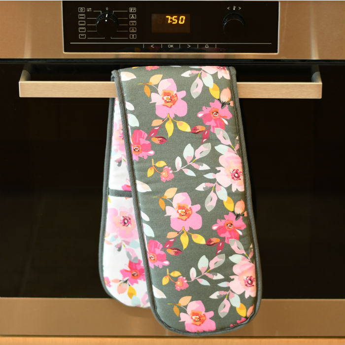 Gardenia Oven Gloves