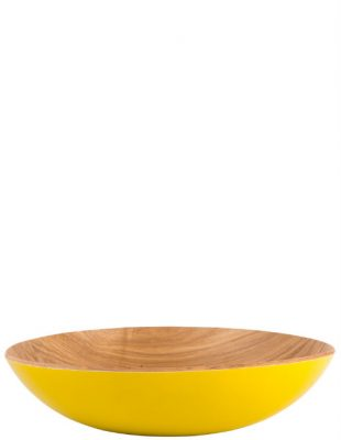 Mustard Fruit Bowl