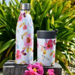Gardenia Travel Mug & Drinks Bottle