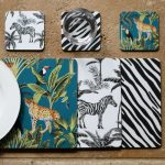Madagascar Placemats & Coasters