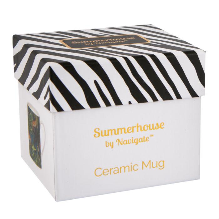 Cheetah Mug in Gift Box