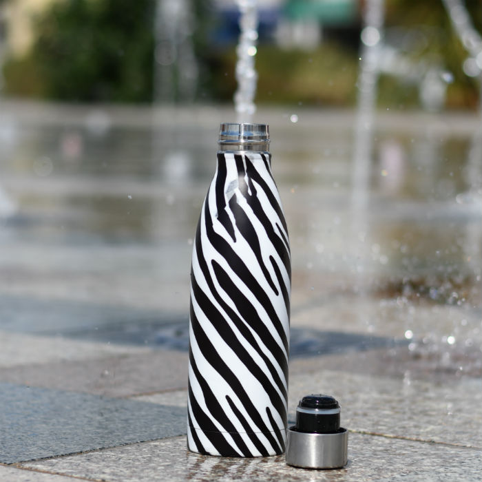 Madagascar Zebra 500ml Bottle