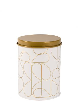 Champagne Edit Oyster Storage Tin