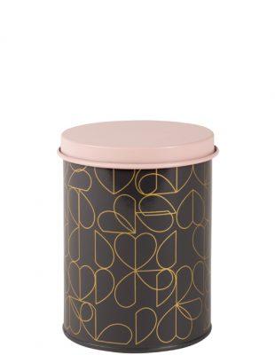 Champagne Edit Dove Storage Tin