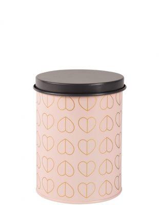 Champagne Edit Blush Storage Tin