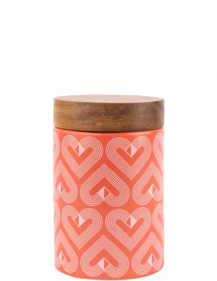 Vibe Medium Coral Canister