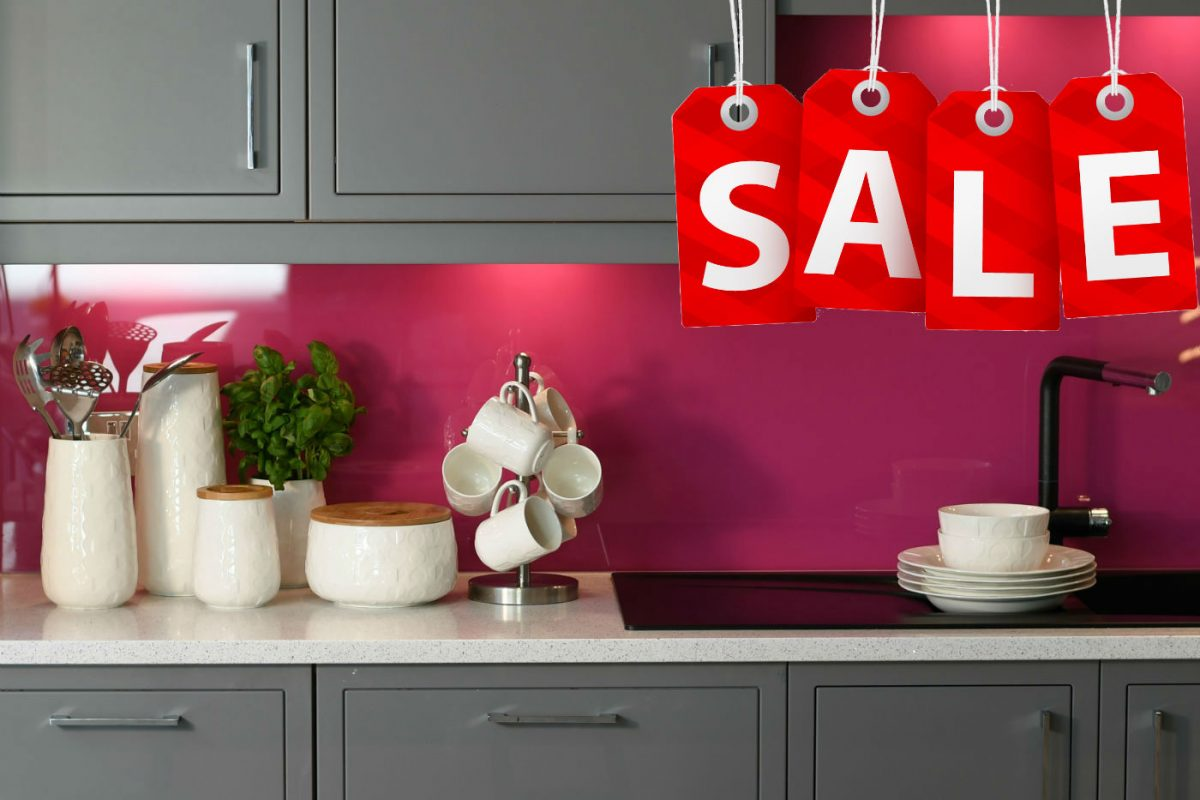January Sale for the home