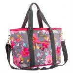 Gardenia Shoulder Tote Bag - Floral