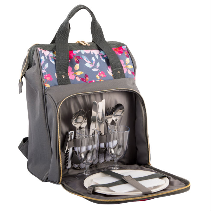 Gardenia 2 Person Picnic Backpack