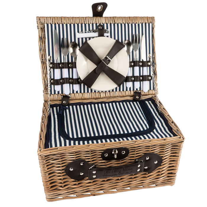 36000 Three Rivers 2 Person Basket