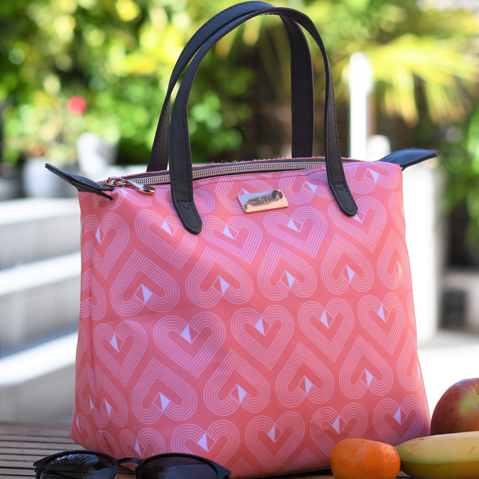 VIBE Coral 7L Luxury Insulated Lunch Tote