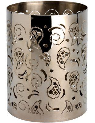 Signature Cylindrical Candle Holder