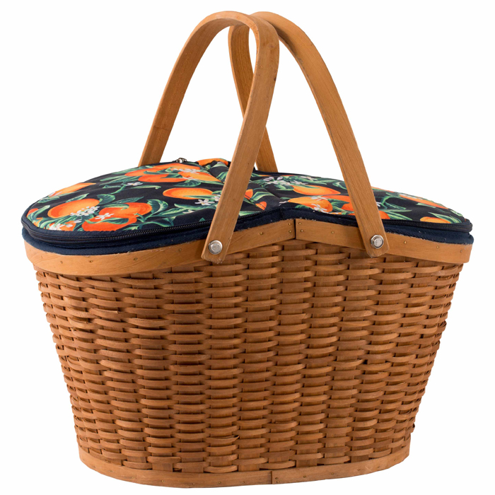 Seville 4 Person Baker Style Basket
