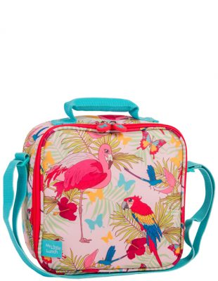 Paradise Lunch Bag feature