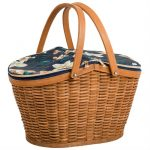 Java 4 Person Baker Style Basket