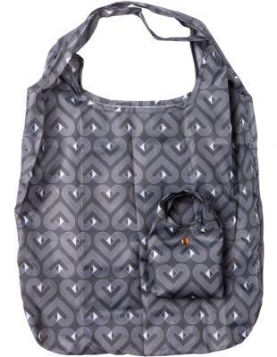 VIBE Foldaway Shopper Slate