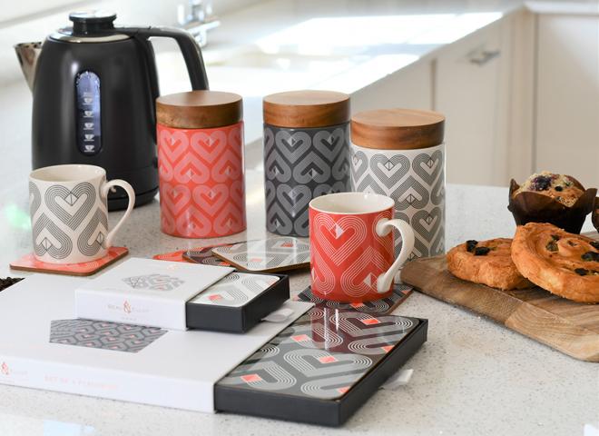 Kitchen Storage and tableware